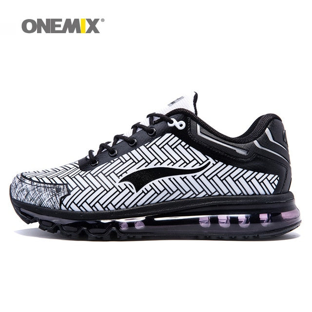 ONEMIX Air Running Shoes Sport Sneakers Men Road Running Shoes 2019