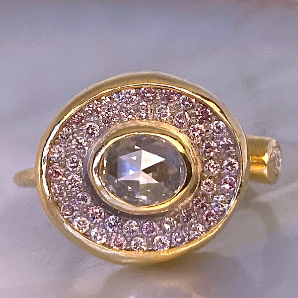Pavé Cocktail Ring