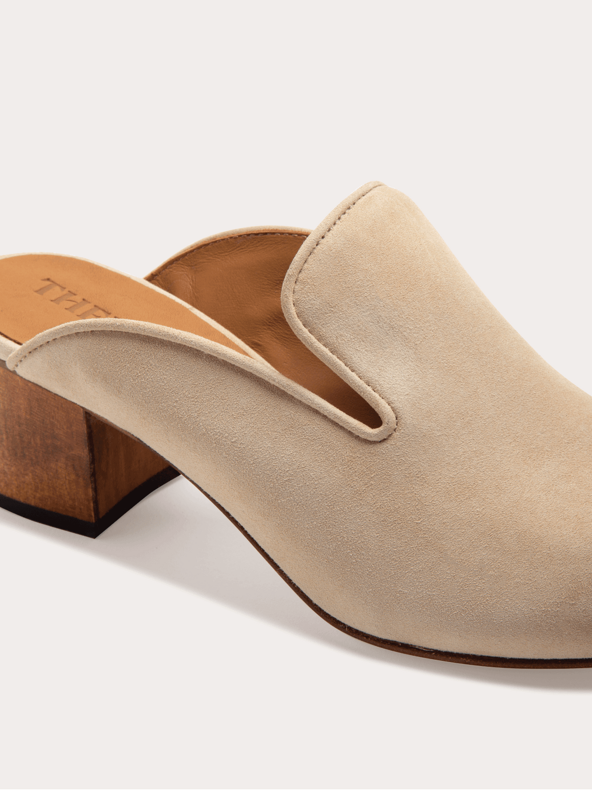 The Ava Mule in Wheat