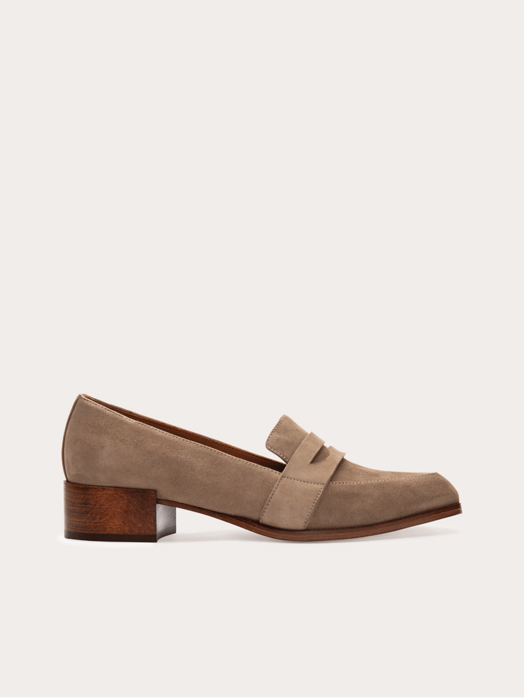 Thelma Loafer in Cappuccino