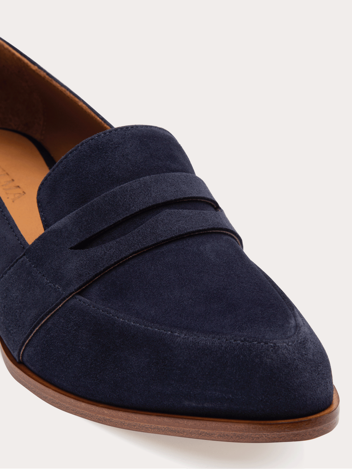 Thelma Loafer in Midnight