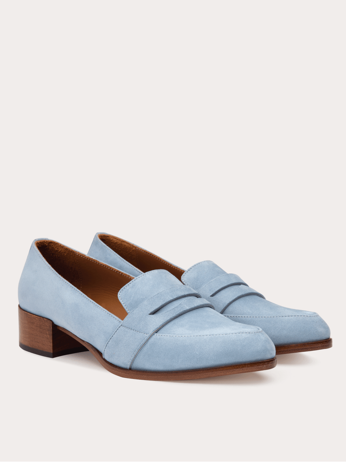 Thelma Loafer in Powder
