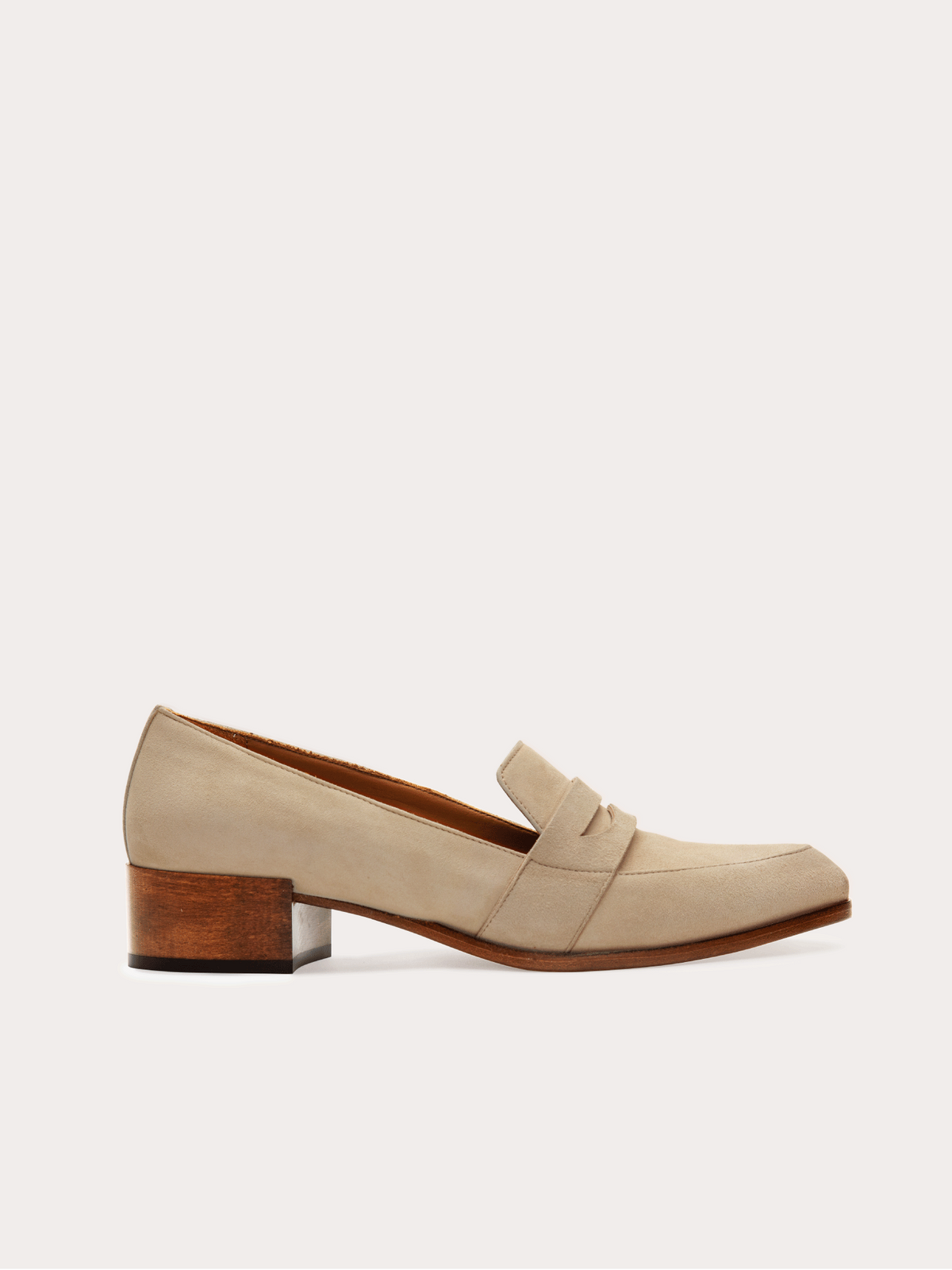 Thelma Loafer in Wheat