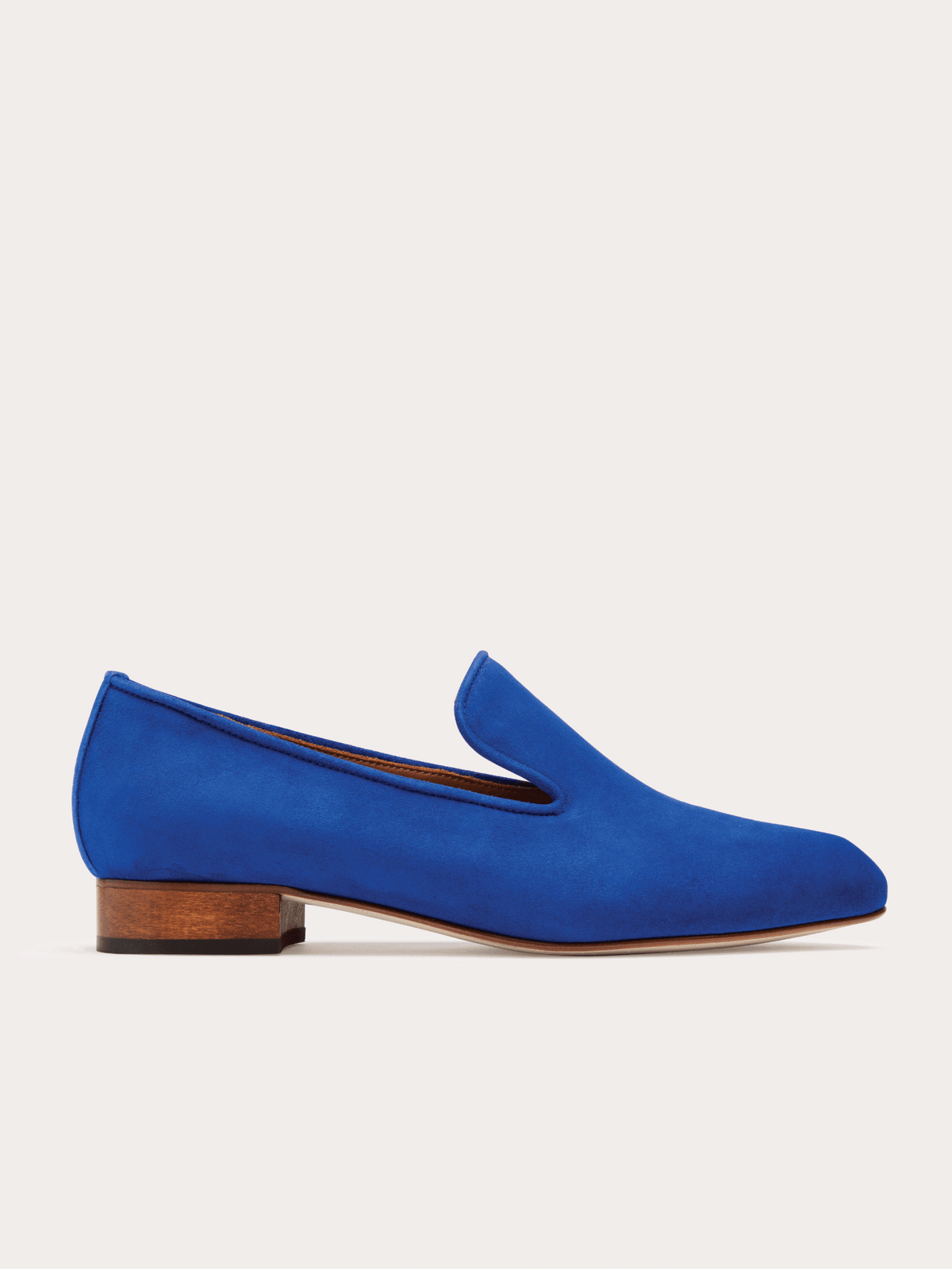 The Town Slipper in Lapis