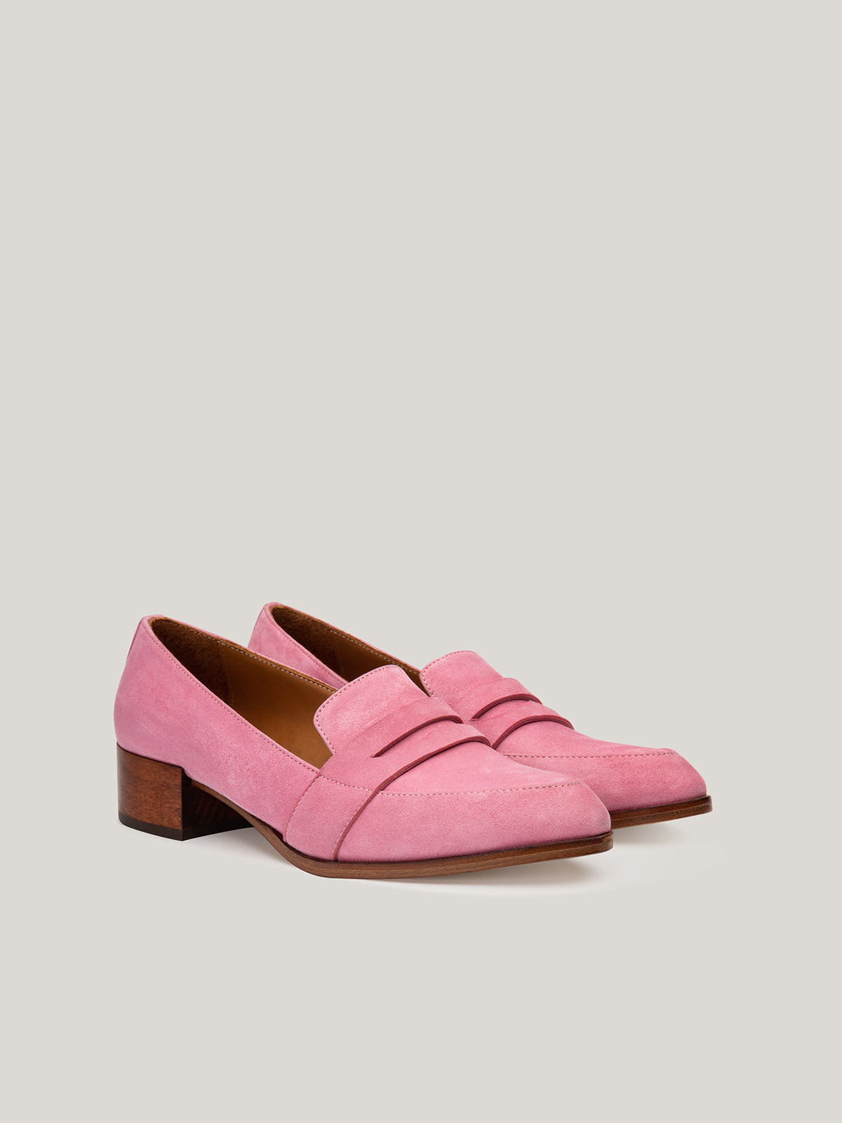 Thelma Loafer in Orchid