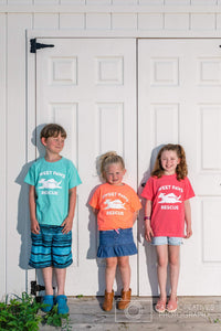Junior Rescuer Tees