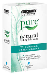 Four Seasons Pure Lubricant 75ml - Top Drawer Essentials
