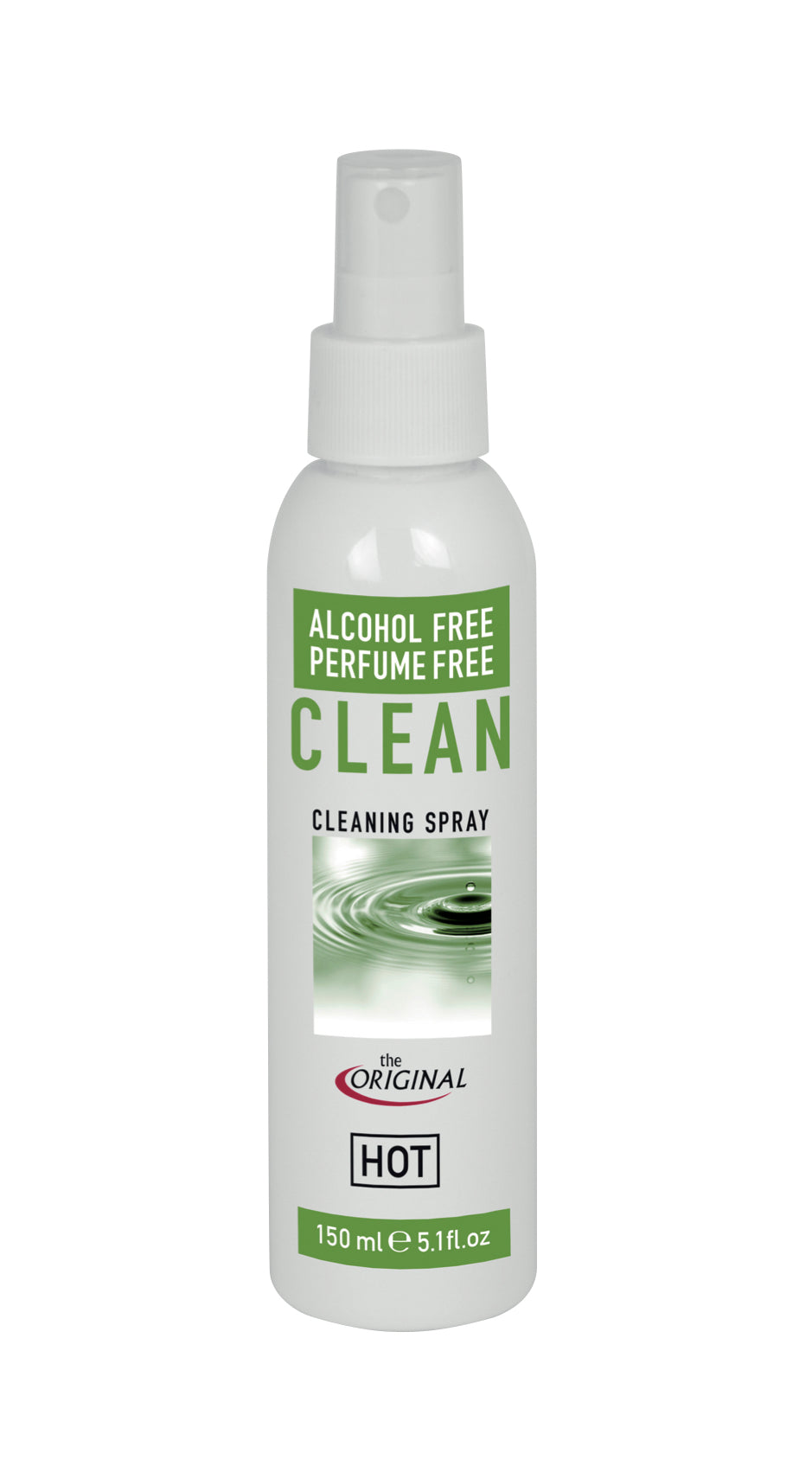 Toy Cleaner Alcohol Free (150ml) - Top Drawer Essentials