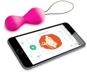 Gballs 2 App Petal Kegel Balls - Top Drawer Essentials