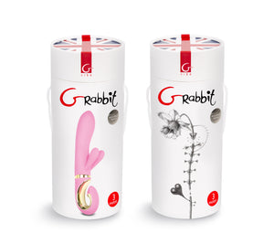 Grabbit Candy Pink Rabbit Vibrator - Top Drawer Essentials