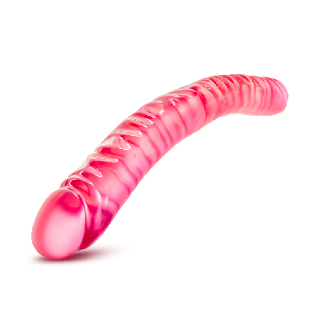 B Yours Double Dildo - 18inch - Top Drawer Essentials