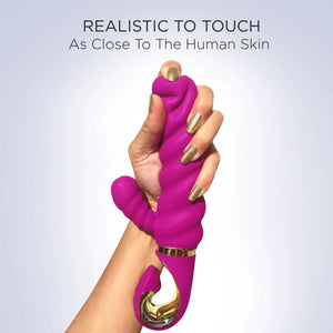 GCandy Rechargeable Rabbit Vibrator - Top Drawer Essentials