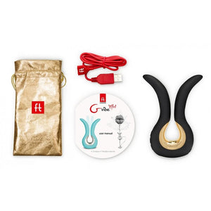 GVibe Mini Vibrator in Gold - Top Drawer Essentials