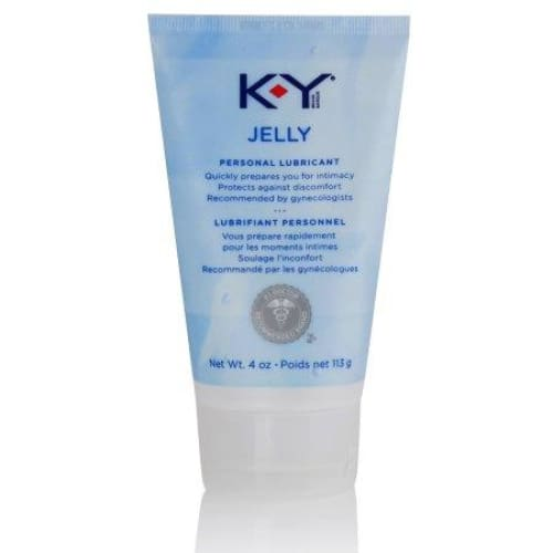 K-Y Jelly Personal Lubricant (59ml or 118ml) - Top Drawer Essentials