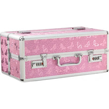 Load image into Gallery viewer, Lockable Large Vibrator Case in Pink or Black - Top Drawer Essentials