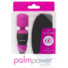 Load image into Gallery viewer, Palm Power Pocket Vibrator - Top Drawer Essentials