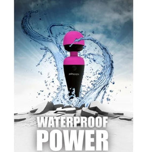PalmPower Massage Wand Recharge Waterproof - Top Drawer Essentials