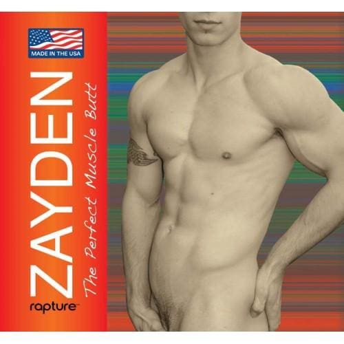 Rapture Zayden Side Saddle Muscle Butt Male Masturbator - Top Drawer Essentials