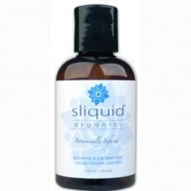 Sliquid Organics Personal Lubricant (125ml and 255ml) on Top Drawer Essentials