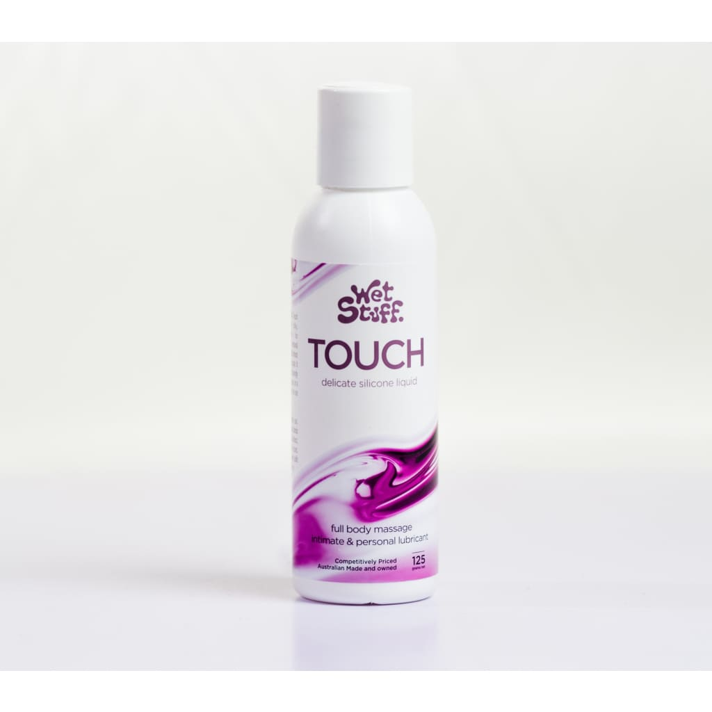 Wet Stuff Touch Silicone Lubricant (125g or 235g) on Top Drawer Essentials