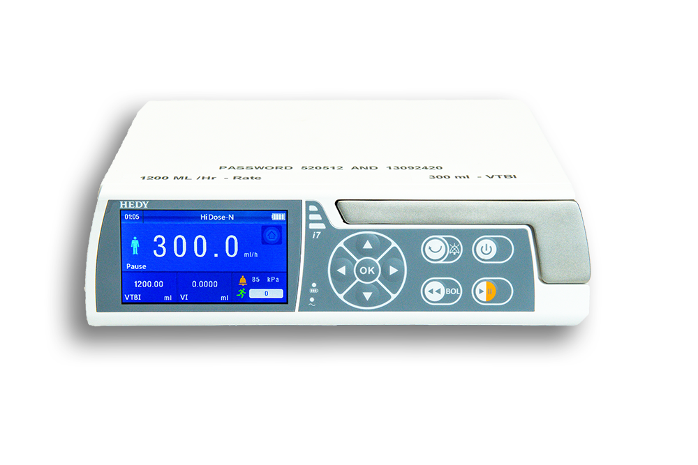 Hedy Vet Infusion Pump
