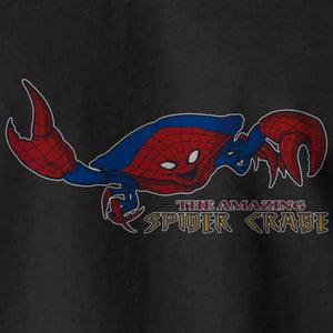 Sweat / Pull Breton Humoristique Spider Crabe - Adultes/Enfants
