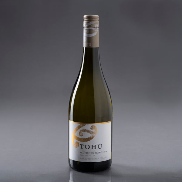 TOHU Marlborough Sauvignon Blanc 2018 - F5