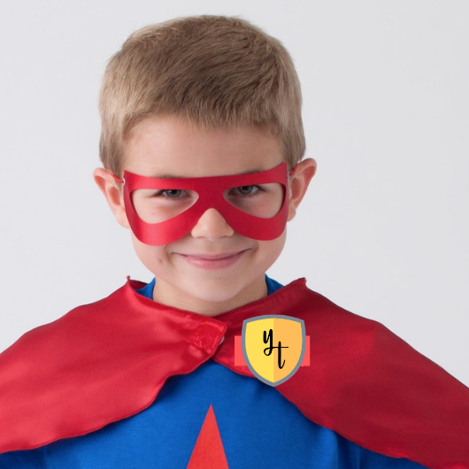 MISSION CANCER HEROES- Superhero Youth Team