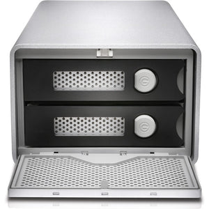 G-Technology G-RAID 16TB 2-Bay Thunderbolt 2 RAID Array (2 x 8TB) MFR # 0G04097