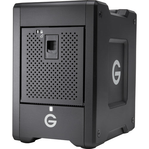 G-Technology G-SPEED Shuttle 24TB 4-Bay Thunderbolt 3 RAID Array (4 x 6TB) 0G010072