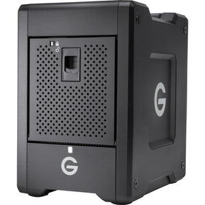 G-Technology G-SPEED Shuttle 24TB 4-Bay Thunderbolt 3 RAID Array with Two ev Bay Adapters (2 x 12TB) MFR # 0G10072