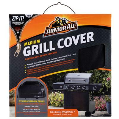 Grill Cover 58x25x45 Blk