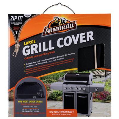 Grill Cover 65x25x45 Blk