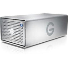 Load image into Gallery viewer, G-Technology G-RAID 16TB 2-Bay Thunderbolt 2 RAID Array (2 x 8TB) MFR # 0G04097