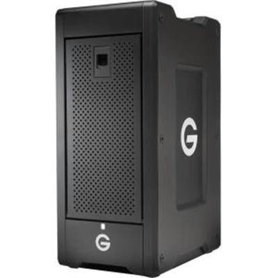 G-Technology G-SPEED Shuttle XL 24TB 8-Bay Thunderbolt 3 RAID Array with Two ev Bay Adapters (6 x 4TB)MFR # 0G05937