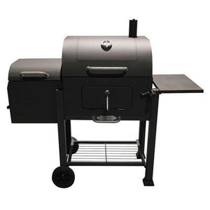 Vista Grill with Offset Smoker