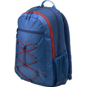 "15.6""  Blue-Red Backpack"