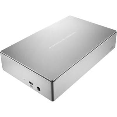 LaCie 4TB Porsche Design USB Type-C Desktop Drive (Worldwide) STFE4000401