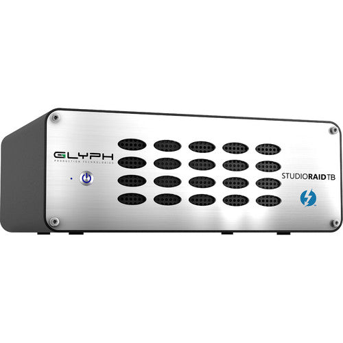 Glyph Technologies StudioRAID TB 16TB 2-Bay Thunderbolt 2 RAID Array (2 x 8TB)