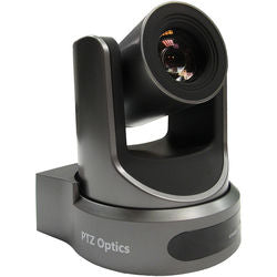PTZOptics 20x-USB Gen2 Live Streaming Camera (Gray)