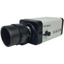 PTZOptics PVTL-ZCAM 2.07MP 3G-SDI Box Camera with 4x Zoom Lens