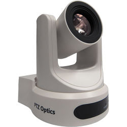 PTZOptics 30X-SDI Gen 2 Live Streaming Broadcast Camera (White)