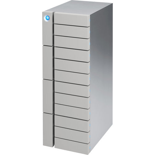 LaCie 12big 48TB 12-Bay Thunderbolt 3 RAID Array (12 x 4TB) (STFJ48000400)