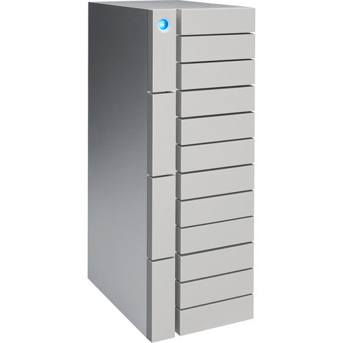 LaCie 12big 96TB 12-Bay Thunderbolt 3 RAID Array (12 x 8TB) (STFJ96000400)