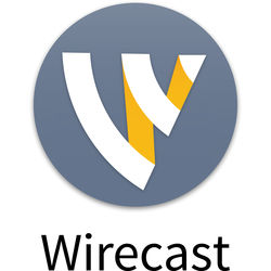 Telestream Wirecast Studio for Windows- Electronic Download