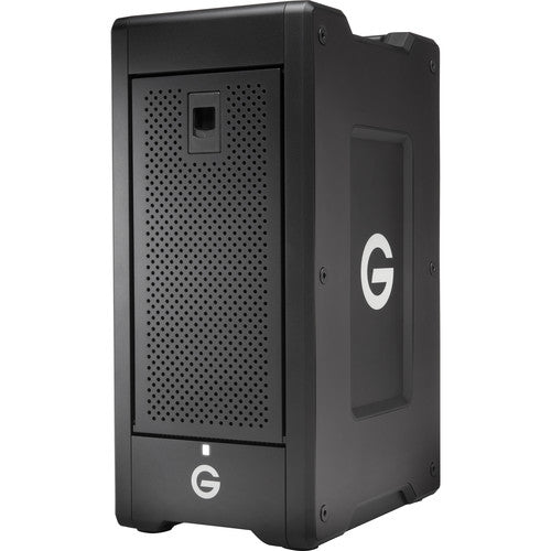 G-Technology G-SPEED Shuttle XL 48TB 8-Bay Thunderbolt 2 RAID Array with Two ev Bay Adapters