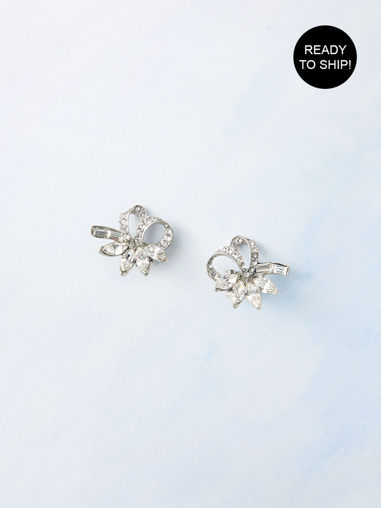 Tie the Knot Studs - Ready to ship