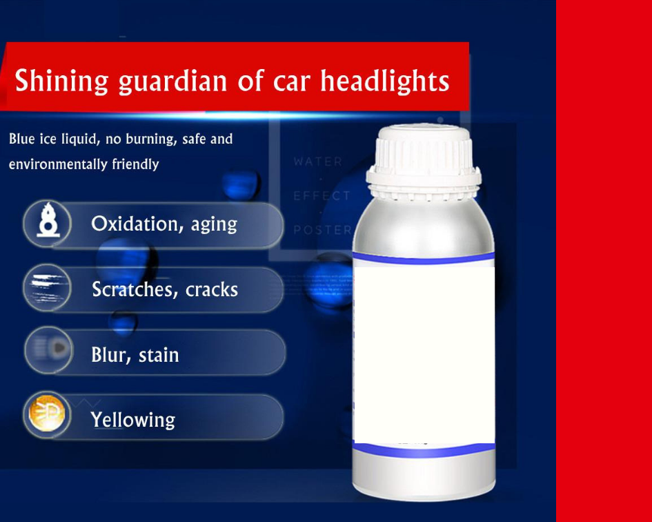 800 gr Car Headlight RepairLiquid