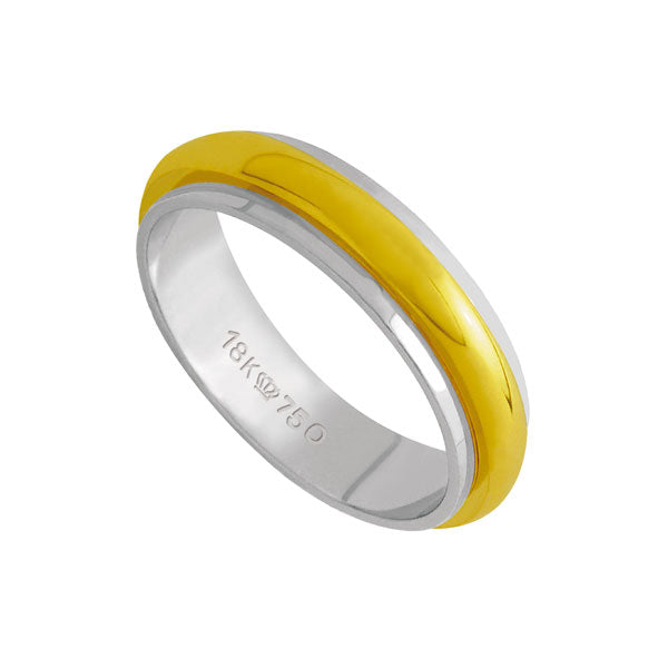 Alliance-Gold-and-18k-White-Gold-750-Width-5.00mm-Height-2.00mm