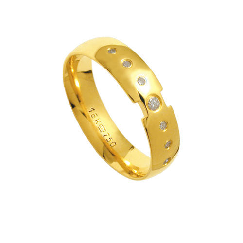 Alliance-Anatomic-18k-Gold-750-with-a-brilliant-of-3.50-points-and-1.25-points-in-June-Brilliant-Width-5.00mm-Height-1.50mm